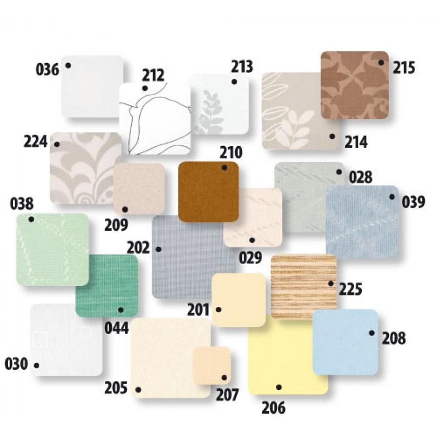 ** Шторы стандартные ARS-II для мансардных окон (21 расцветка) - 1