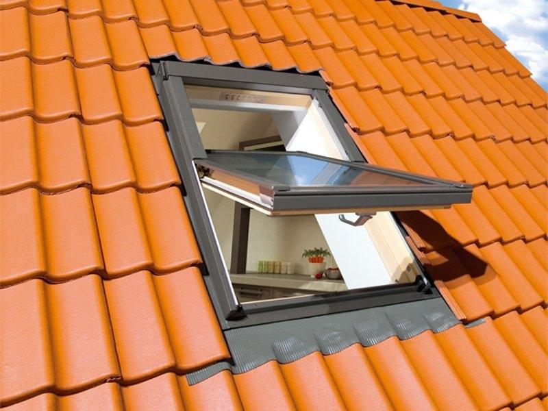 ** Мансардное окно Fakro FTP-V U5 Thermo - 2