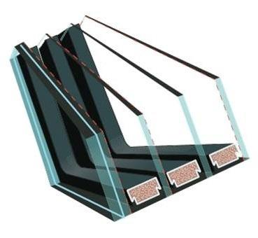 ** Мансардное окно Fakro FTT U8 Thermo - 2
