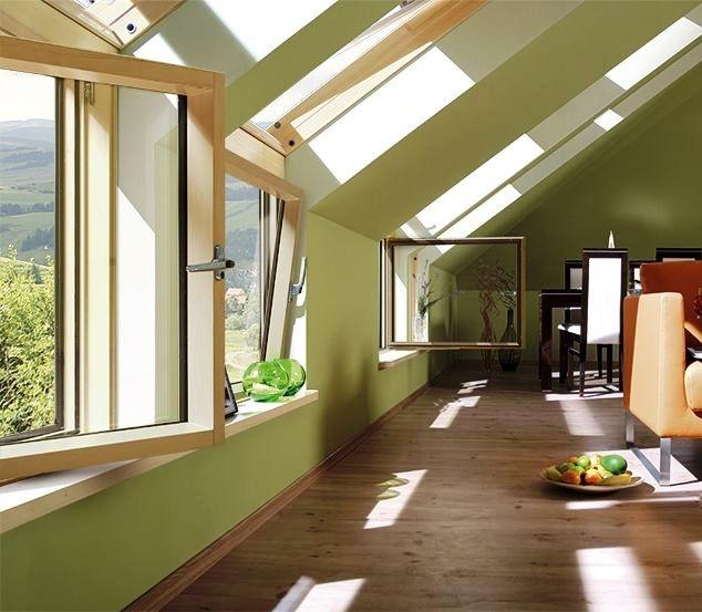 ** Карнизное окно Fakro BDL L3 - 3